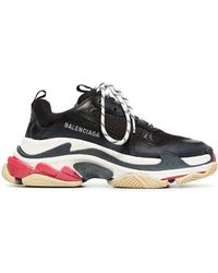 Balenciaga Baskets Triple S - Noir