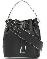 Blumarine - Wave Bucket Bag - Lyst