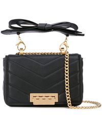 Zac Zac Posen Earthette Mini Shoulder Bag - Black