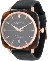 Briston Clubmaster Iconic Horloge - Zwart