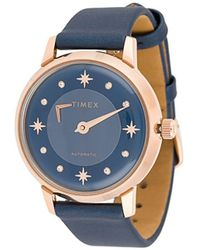 Timex Orologio automatico 38mm - Blu