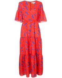 Borgo De Nor - Tiered Maxi Dress - Lyst