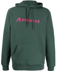 Pleasures - ロゴ パーカー - Lyst