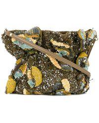 Jamin Puech | Sequin All Over Shoulder Bag | Lyst