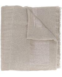 Brunello Cucinelli - オーバーサイズ スカーフ - Lyst