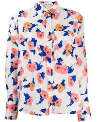 Christian Wijnants Shirt Met Print - Wit