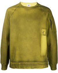 C P Company - クルーネック スウェットシャツ - Lyst