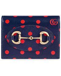Gucci - グッチ 1955 ホースビット 財布 - Lyst