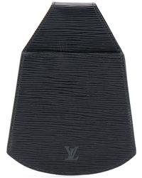 Louis Vuitton プレオウンド エピ ベルトバッグ - ブラック