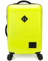 Herschel Supply Co. Trade Small Suitcase - Yellow