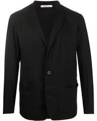 Transit Relaxed Fit Blazer - Black