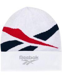 Reebok Шапка-бини С Логотипом - Многоцветный