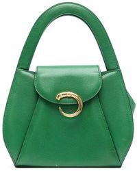 Cartier Сумка Panthère Pre-owned - Зеленый