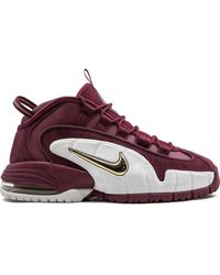 Nike Air Max Penny 1 House Party ハイカットスニーカー - レッド