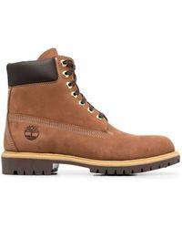 Timberland Ботинки Premium 6 Inch - Коричневый