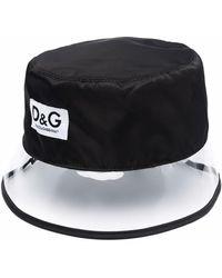 Dolce & Gabbana - パネル バケットハット - Lyst
