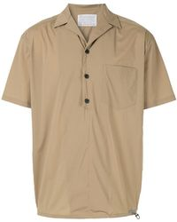 Kolor - Short Sleeve Shirt - Lyst