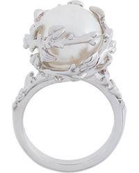 Kasun - Fairytale Pearl Ring - Lyst