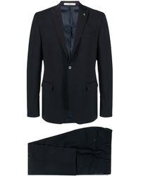 Corneliani シングルスーツ - ブルー