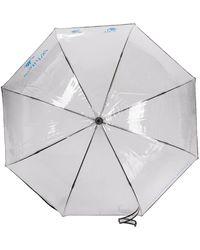 Off-White c/o Virgil Abloh Parapluie à logo imprimé - Multicolore