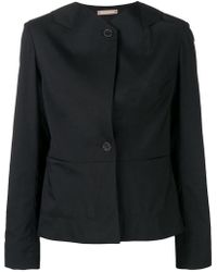 Nehera - Fitted Buttoned Jacket - Lyst
