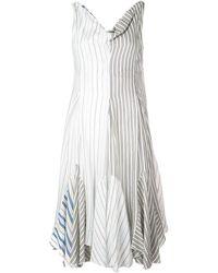 JW Anderson - ハンカチーフ ドレス - Lyst