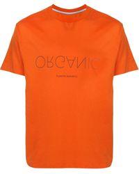 Fumito Ganryu グラフィック Tシャツ - オレンジ