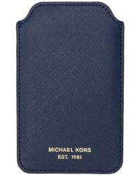 MICHAEL Michael Kors Iphone 5 Case - Blue