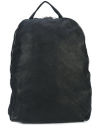 Guidi - Top Zip Backpack - Lyst