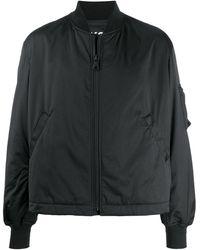 Y-3 Craft ボンバージャケット - ブラック