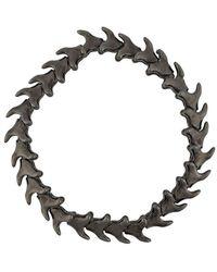Shaun Leane - Serpent Trace Wide Bracelet - Lyst