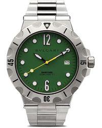 Bamford Watch Department Наручные Часы Bulgari Diagono Pro Scuba - Серый