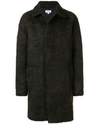 Soulland - Knitted Button Caot - Lyst