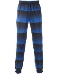 Reebok Reebook X Frosted Track Pants - Blue