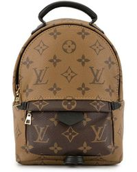 Louis Vuitton Palm Springs Mini Backpack - Brown