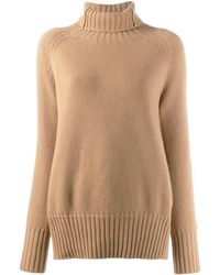 Manzoni 24 - Turtleneck Sweatshirt - Lyst
