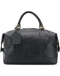 Barbour Travel Explorer Holdall Bag - Black