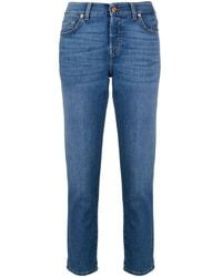 7 For All Mankind Asher ジーンズ - ブルー