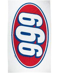 Supreme 666 ビーチタオル - ホワイト