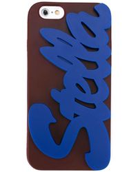 Stella McCartney ロゴ Iphone 6 ケース - マルチカラー
