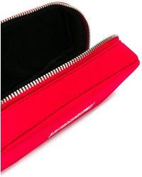Eastpak Zip Around Eyewear Pouch - Red
