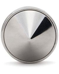 DSquared² Orecchini a bottone - Metallizzato