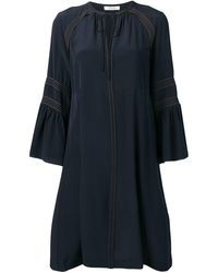 Dorothee Schumacher Gypsy-style Dress - Blue
