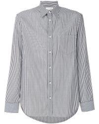 Maison Margiela - Striped Shirt - Lyst