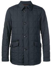 Ermenegildo Zegna - Technical Fabric Jacket - Lyst