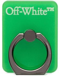 Off-White c/o Virgil Abloh キーホルダー - グリーン