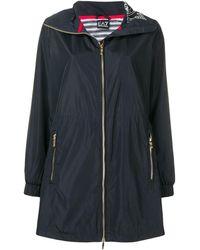 EA7 Classic Rain Coat - Blue