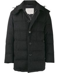 Mackintosh ストームシステム ウール ダウンジャケット Auchavan Gd-001 - ブラック