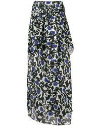 Christian Wijnants - Printed Skirt - Lyst
