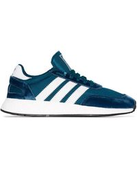 adidas I-5923 Lace-up Trainers - Blue